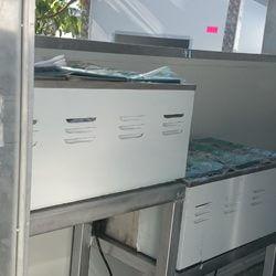 internal mobile kitchen